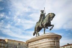 Lisbon Monument Stock Image