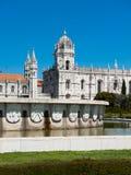 Lisbon, Mosteiro dos Jeronimos Stock Image