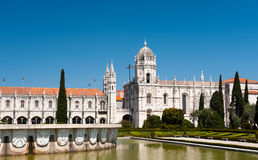 Lisbon,  Mosteiro dos Jeronimos Royalty Free Stock Photography