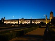 Lisbon mosteiro dos jeronimos Obraz Royalty Free