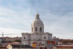 lisbon nationalpantheon royaltyfri foto