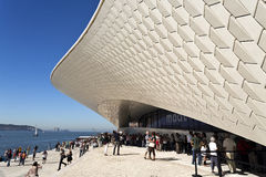 Lisbon Newest Museum Royalty Free Stock Photography