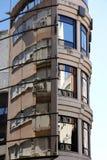 Lisbon - Nowożytna architektura zdjęcia stock