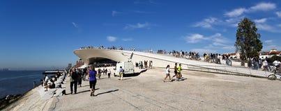 Lisbon Nowy muzeum Fotografia Royalty Free