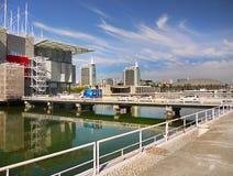 Lisbon Oceanarium Royalty Free Stock Image