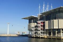 The Lisbon Oceanarium Royalty Free Stock Photography