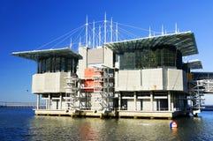 The Lisbon Oceanarium. (Oceanario de Lisboa), Portugal Stock Photography