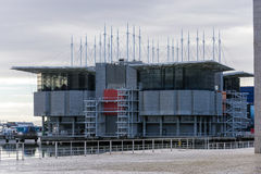 Lisbon Oceanarium, Portugal Stock Photography