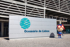 The Lisbon Oceanarium Stock Photography