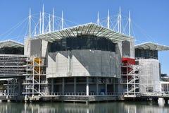 The Lisbon Oceanarium in Portugal Stock Photography