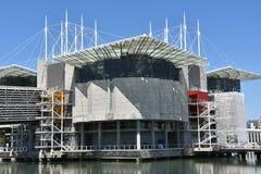 The Lisbon Oceanarium in Portugal Royalty Free Stock Photo