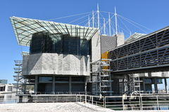 The Lisbon Oceanarium in Portugal Royalty Free Stock Image