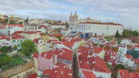 Lisbon od nieba