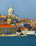 Lisbon old city, Portugal Stock Photography