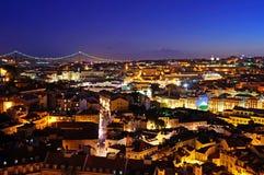 Lisbon old city Stock Photos