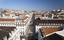 Lisbon Old Town Stock Images
