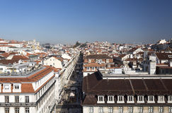 Lisbon Old Town Stock Photos