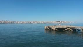 Lisbon panorama Stock Photos