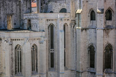 Lisbon Panoramic View stock images