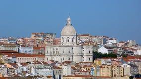 Lisbon panteon obrazy royalty free