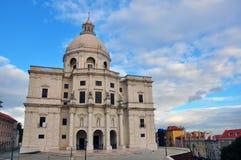 Lisbon pantheon Royalty Free Stock Images