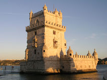 Lisbon, Portugal. Torre de Belém, Lisbon, Portugal Royalty Free Stock Photography