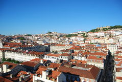 Lisbon Portugal. Stock Photos