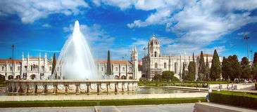 lisbon portugal Royaltyfri Foto