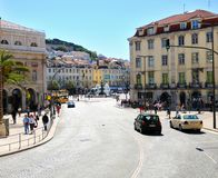 Lisbon, Portugal Stock Photography