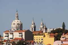 lisbon Portugal Fotografia Stock