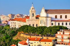 Lisbon, Portugal royalty free stock photography