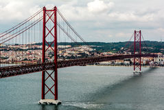 Lisbon, Portugal, Atlantic Ocean Stock Photography