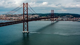 Lisbon, Portugal, Atlantic Ocean Royalty Free Stock Photo