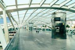 Gare do Oriente In Lisbon Stock Images