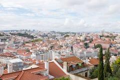 Lisbon, Portugal cityscape Stock Images