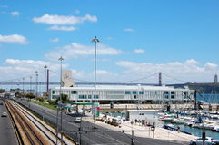 Lisbon, Portugal. Cityscape Royalty Free Stock Images