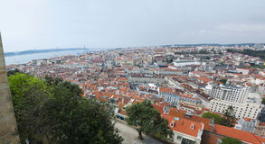Lisbon, Portugal, Iberian Peninsula, Europe Royalty Free Stock Images