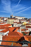 Lisbon, Portugal, touristic destination Stock Image