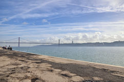Lisbon, Portugal, touristic destination Royalty Free Stock Photos