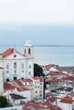 Lisbon Portugal urban europe skyline cityscape famous place day Stock Photography