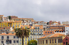 Lisbon Portugal urban europe skyline cityscape famous place day Stock Photo