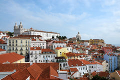 Lisbon Portugal Stock Photography
