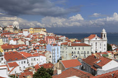 Lisbon portugal Royalty Free Stock Photos
