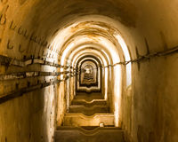Lisbon, Portugal: the womb of the Águas Livres (free waters) Aqueduct Stock Photo