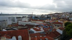 Lisbon Portugalia dobry obrazek obrazy stock