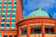 LISBON PORTUGALIA, KWIECIEŃ, - 05, 2018: Kolombo centrum handlowe w Li Zdjęcie Royalty Free