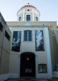 Lisbon, Portugalia: wewnętrzna fasada S José (święty Joseph) kościół Zdjęcia Stock