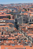 Lisbon rooftops Royalty Free Stock Image