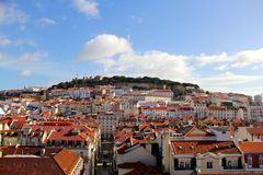 Lisbon Royalty Free Stock Photos