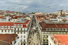 Lisbon Skyline - Portugal royalty free stock photo